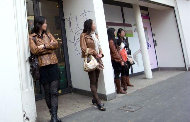 Prostitutes Belleville
