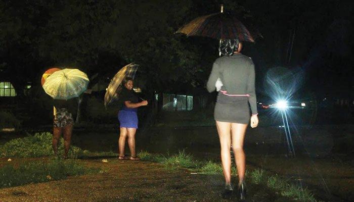 Prostitutes Victoria Falls