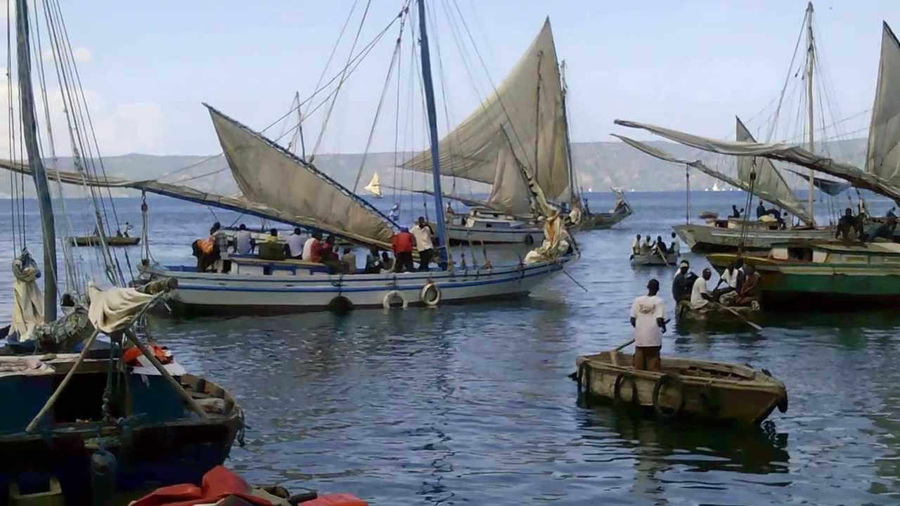 Woman in Port-De-Paix