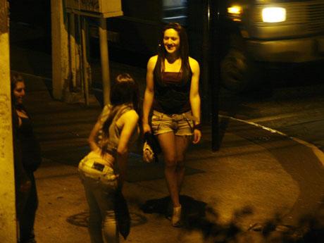 Prostitutes La Concepción