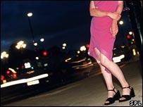 Prostitutes Sandyford