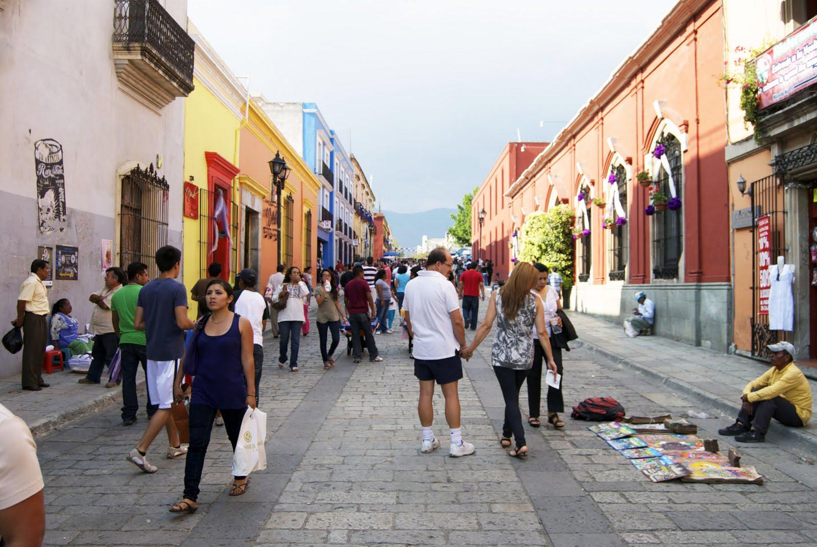 Girls Oaxaca